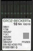Игла 0277-02 №100 DBx1 GROZ-BECKERT