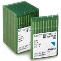Иголка импортная N90 тип 0029-02, Вх27