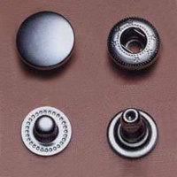 Кнопка усиковая (альфа) 12,5мм 10шт