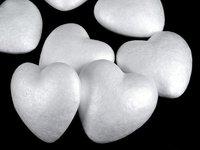 Сердце из пенопласта 5см
