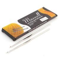 Крючок для вязания двухсторонний металл 'Maxwell'