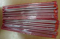 Спицы 2.0мм вязальные комплект из 2 шт. 40см  тефлон Од