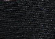Резинка 40мм черная башмачная
